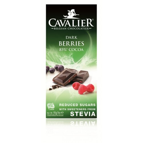 CAVALIER DARK BERRIES 85g