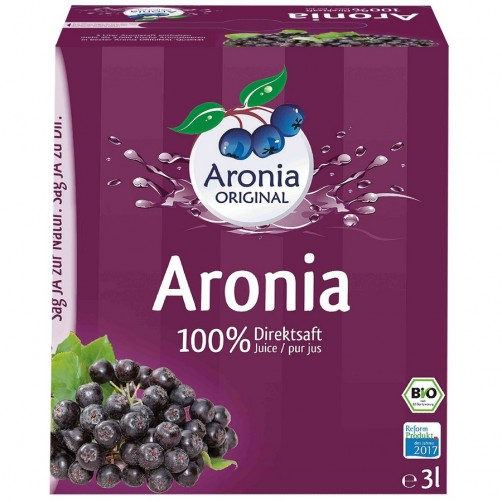 ARONIJA 100% SOK 3L
