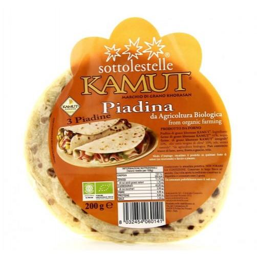 KAMUTOVA TORTILJA